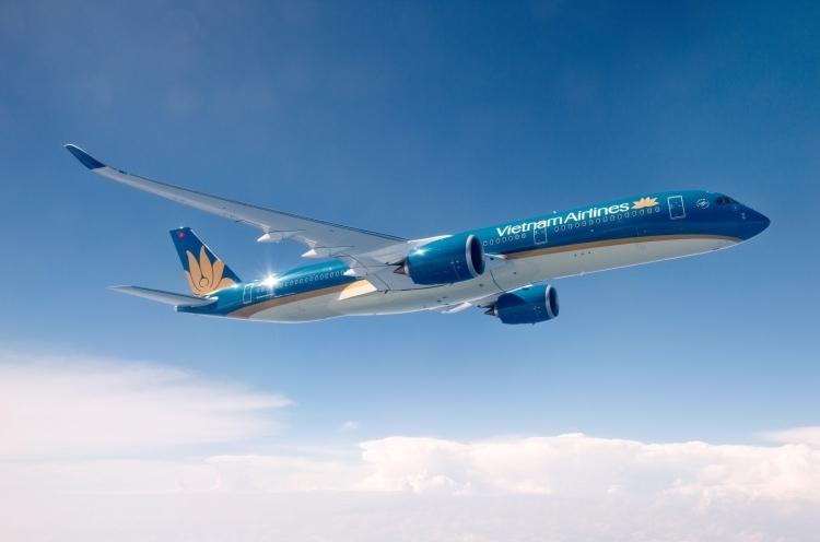 vietnam airlines rong duong bay thang sang my