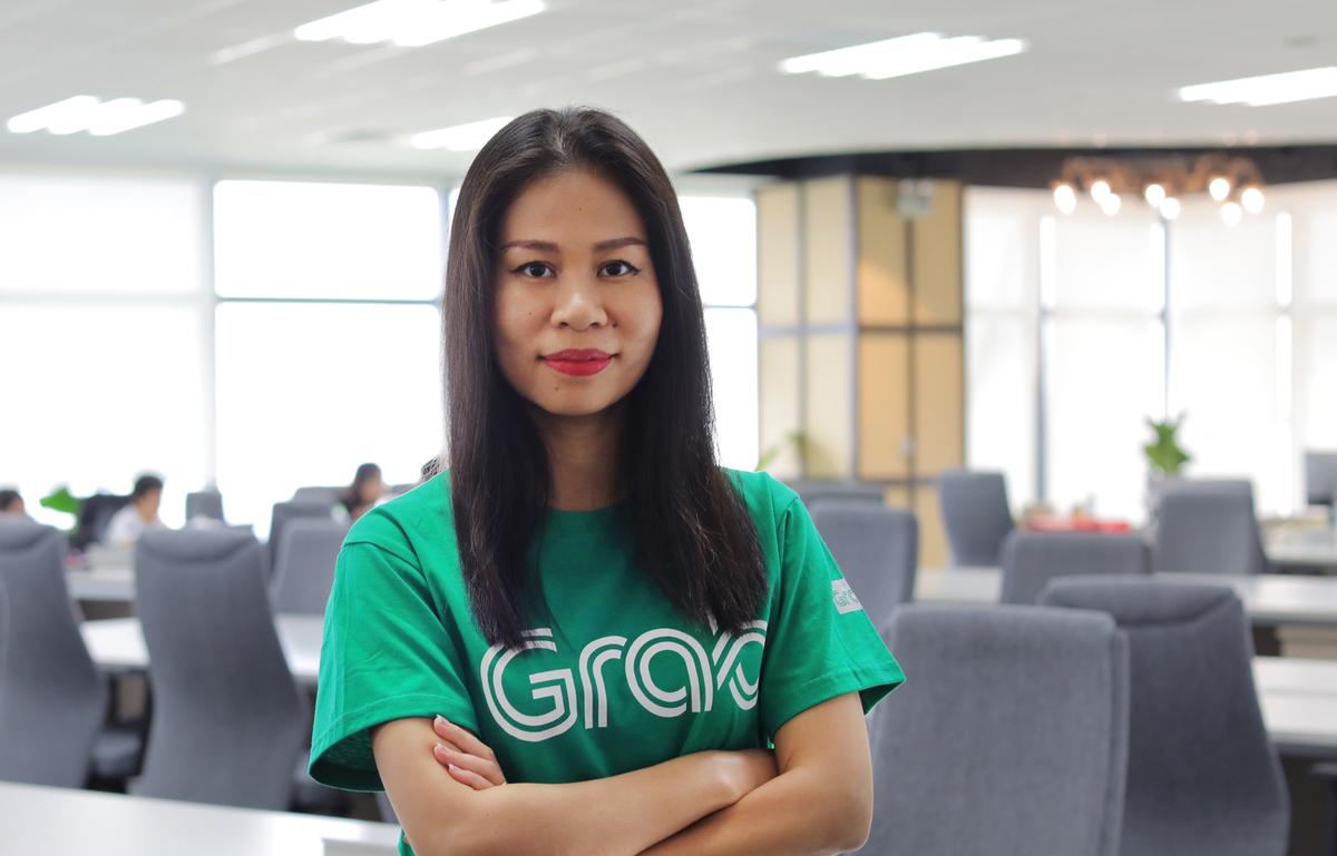 Grab bổ nhiệm nữ giám đốc điều hành người Việt
