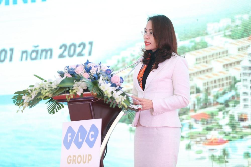 Tập đoàn FLC khởi công tổ hợp dự án 20.000 tỷ đồng ở Quảng Bình