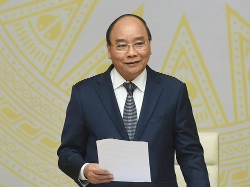Thủ tướng: Không được vấp ngã để kinh tế tụt dốc