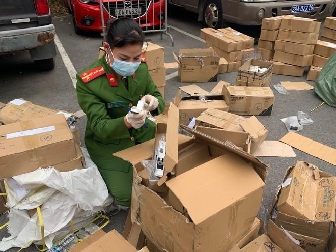 Công ty TNHH liên doanh HHT Việt Nhật có dấu hiệu sản xuất hàng giả
