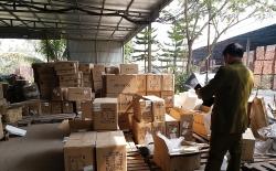 Hải Dương: Phát hiện doanh nghiệp kinh doanh nhiều sản phẩm nghi nhập lậu