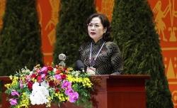 Chân dung nữ Thống đốc trúng cử Ban Chấp hành Trung ương Đảng khóa XIII