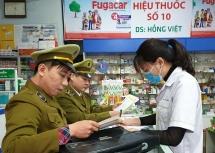 Phát hiện gần 5.000 vụ vi phạm kinh doanh khẩu trang, nước sát khuẩn