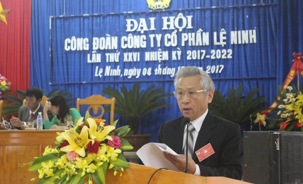 """Chủ tịch Công ty Cổ phần Lệ Ninh mua """"chui"""" cổ phiếu"""