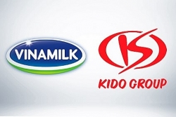"""Hai """"đại gia"""" Vinamilk và KIDO rót 400 tỷ đồng lập liên doanh nước giải khát"""