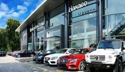 Đại lý Mercedes-Benz Việt Nam Haxaco bị phạt thuế hàng trăm triệu đồng
