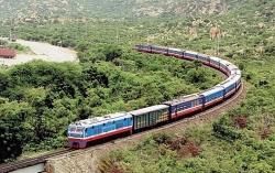 Chính thức giảm 50% phí sử dụng kết cấu hạ tầng đường sắt