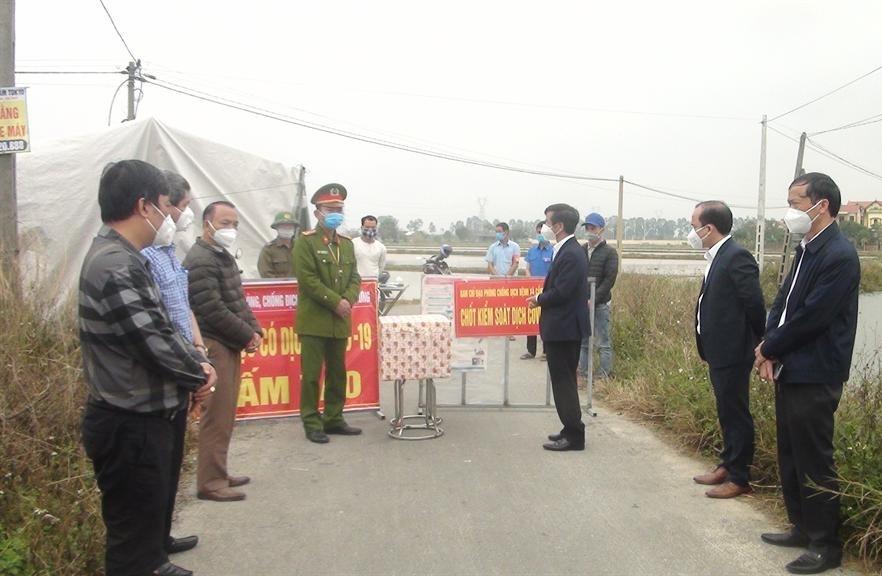 Sáng mùng 5 Tết, Việt Nam ghi nhận thêm 2 ca Covid-19