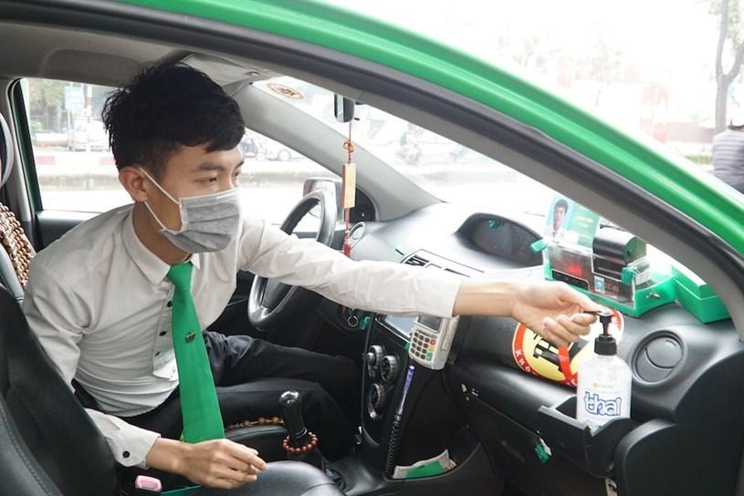 Hải Dương tạm dừng hoạt động xe taxi để phòng, chống dịch Covid-19