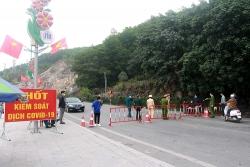 Người từ vùng không có dịch vào Quảng Ninh phải có giấy xác nhận âm tính Covid-19