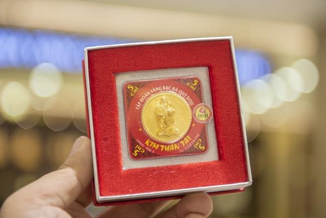DOJI sẵn sàng cho 'Ngày hội Vàng – Gold Festval 2021'
