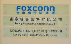 Tập đoàn Foxconn tuyển hàng nghìn lao động tại Bắc Ninh, Bắc Giang