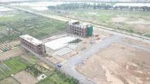 Hưng Yên: Cận cảnh khách sạn Tân Quang Phát không phép ngay trước trụ sở huyện Yên Mỹ