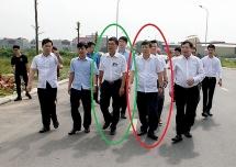 Tuyến đường BT làm xong mới giao đất: PCT Thường trực tỉnh Bắc Ninh có biết việc này?