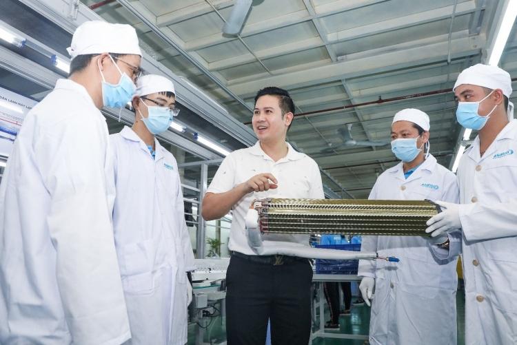 Kỳ vọng mới của CEO Phạm Văn Tam và Asanzo