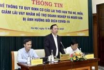 chinh thuc ban hanh thong tu ho tro khach hang thiet hai vi dich covid 19