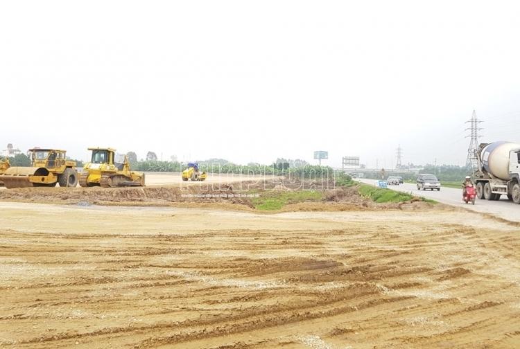 San lấp 2,7ha đất trái trép ở Hưng Yên: Công ty Phúc Đại Cát nói gì?
