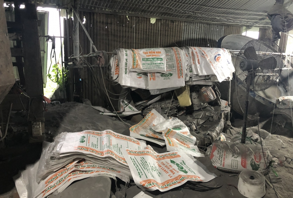 Khởi tố Giám đốc doanh nghiệp sản xuất, buôn bán phân bón giả ở Đồng Nai