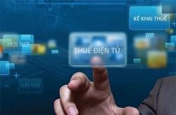 Cá nhân khai và nộp quyết toán thuế bằng tài khoản giao dịch điện tử