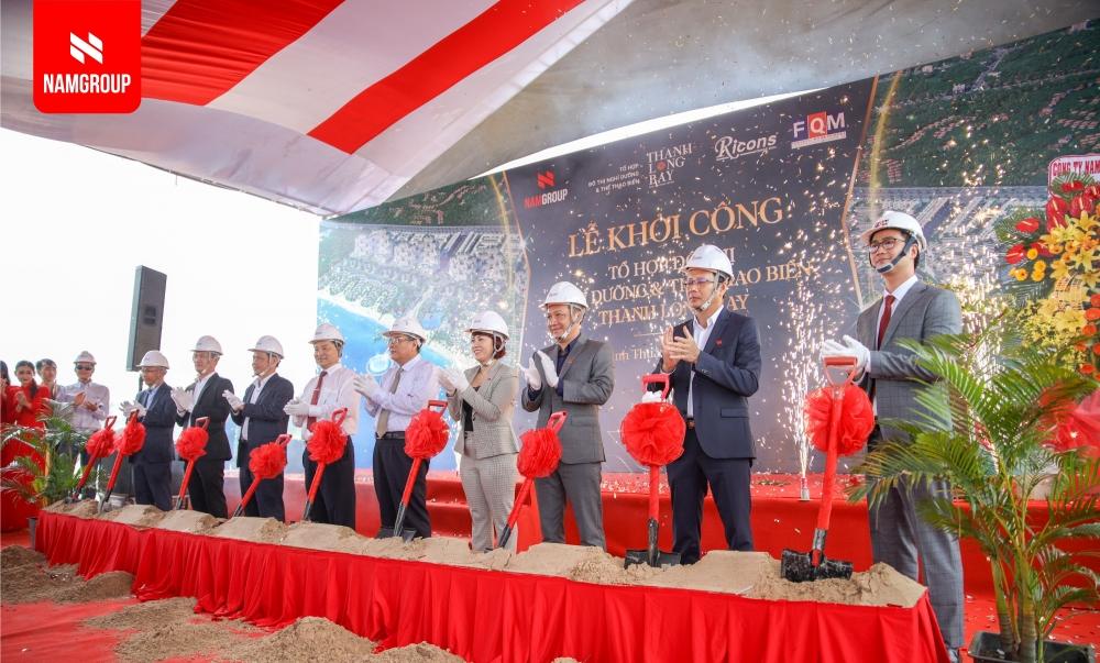 Dự án Thanh Long Bay ở Bình Thuận xây dựng trái phép