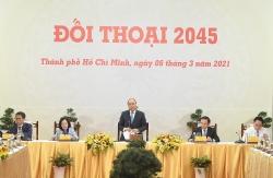 """Doanh nhân """"trải lòng"""" với Thủ tướng - Vì Việt Nam hùng cường"""