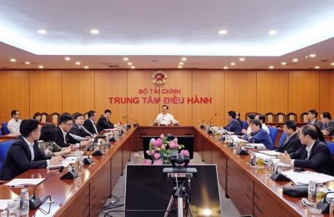 Sớm báo cáo Thủ tướng phương án xử lý tình trạng nghẽn lệnh chứng khoán