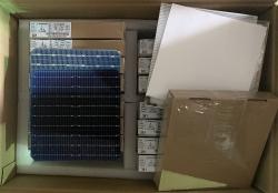 Doanh nghiệp ở Bắc Giang nhập lậu lô sản phẩm làm pin điện mặt trời cực khủng