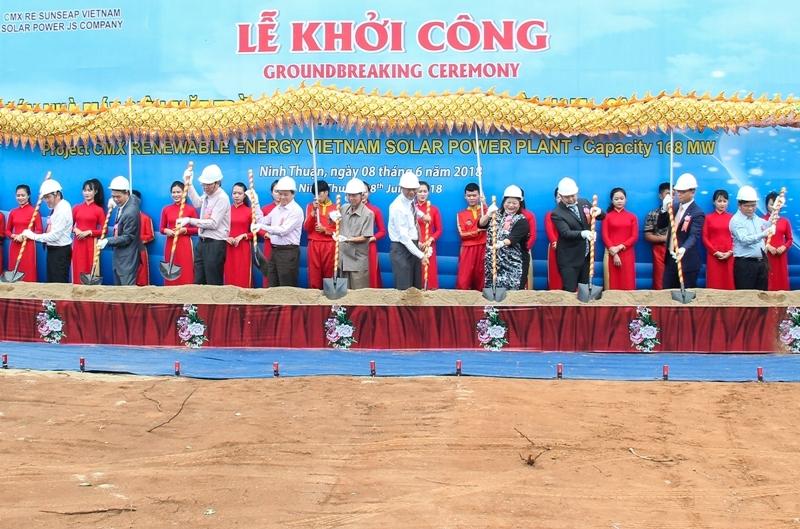 """Không nộp 6,4 tỷ đồng ấn định thuế, """"trùm"""" điện mặt trời ở Ninh Thuận bị dừng thủ tục hải quan"""