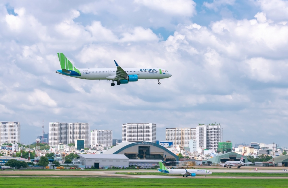 Bamboo Airways xin hỗ trợ vay 5.000 tỷ đồng với lãi suất ưu đãi như Vietnam Airlines
