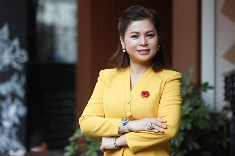 Bà Lê Hoàng Diệp Thảo tiến vào thị trường trà hòa tan với thương hiệu Teavory