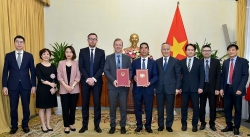 Hiệp định thương mại tự do Việt Nam - Anh sẽ có hiệu lực từ 1/5