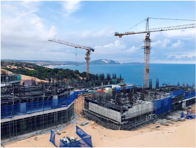 Apec Group đảm bảo tiến độ các công trình từ Bắc vào Nam