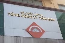 chuyen ho so sang bo cong an dieu tra sai pham tai cong ty thai son
