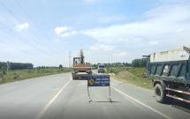 Bình Thuận - Bài 7: Chính thức thanh tra chất lượng tuyến đường tránh Quốc lộ 55 xuống cấp