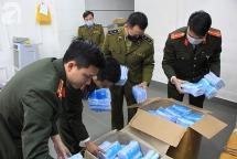 Ngăn chặn tình trạng buôn lậu khẩu trang và gạo qua biên giới