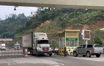 Lạng Sơn đề xuất tạm ngừng tiếp nhận nông sản qua cửa khẩu Tân Thanh
