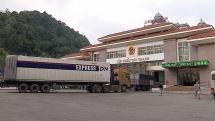 Trung Quốc giảm áp lực thông quan hàng hóa tại cửa khẩu Tân Thanh