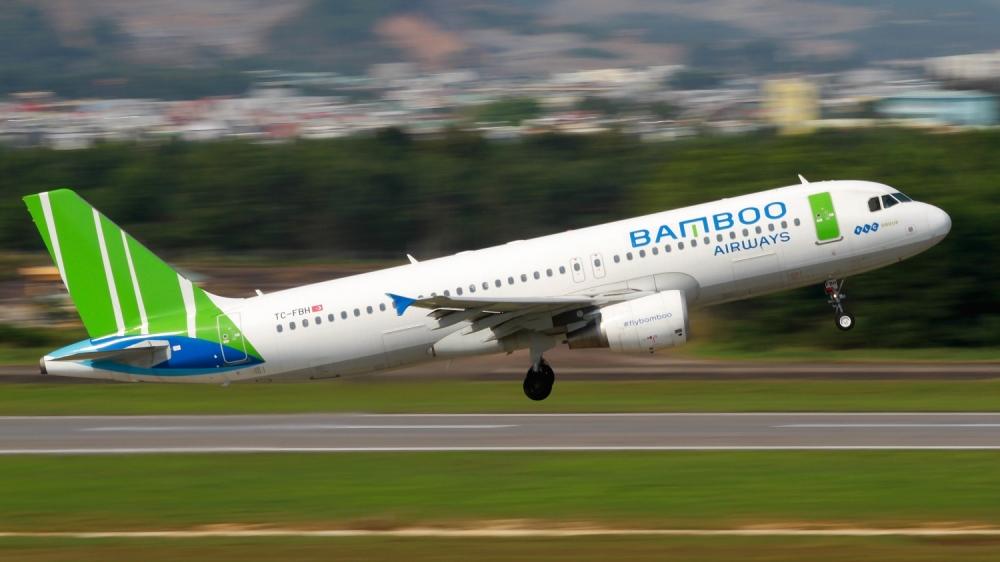 Bamboo Airways của tỷ phú Trịnh Văn Quyết bay đúng giờ nhất