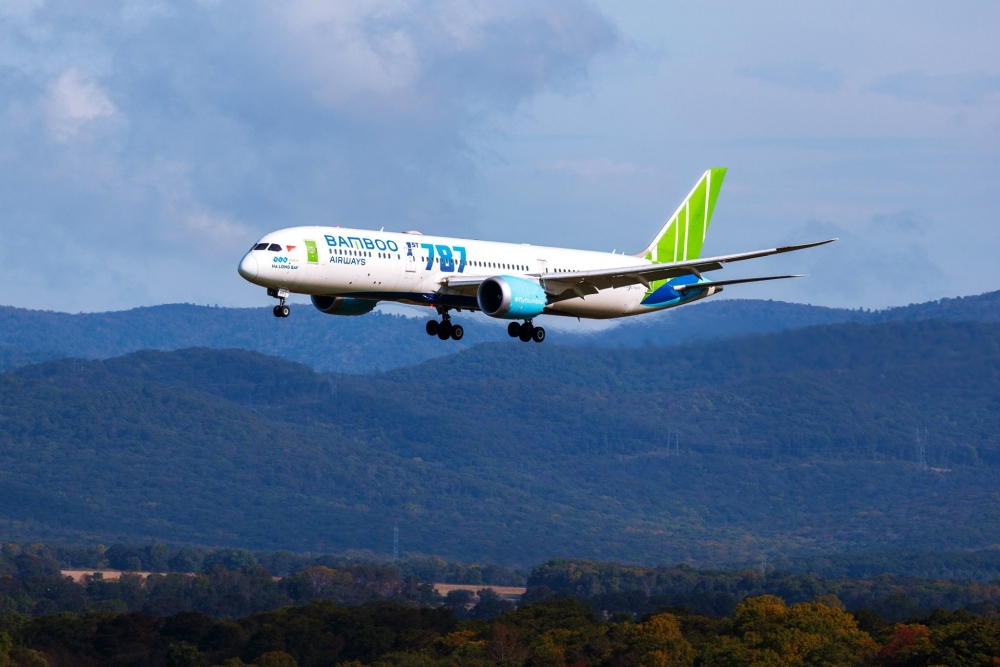 """Bamboo Airways bị """"tuýt còi"""" vì mở bán vé không đúng slot"""