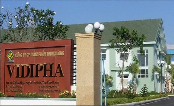 Công ty Cổ phần Dược phẩm Trung ương VIDIPHA lại vi phạm pháp luật về thuế