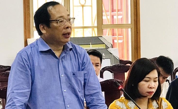 Quyền Giám đốc Học viện Báo chí và Tuyên truyền qua đời