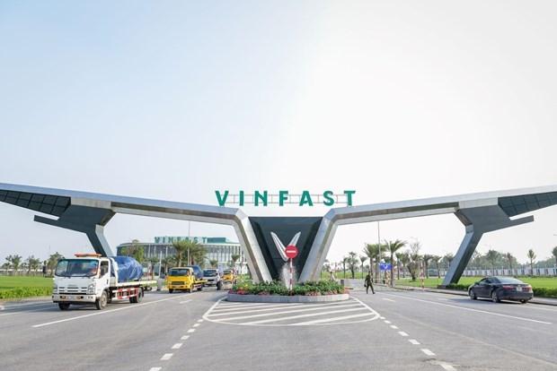Tập đoàn Vingroup muốn xây nhà máy ô tô ở Hà Tĩnh