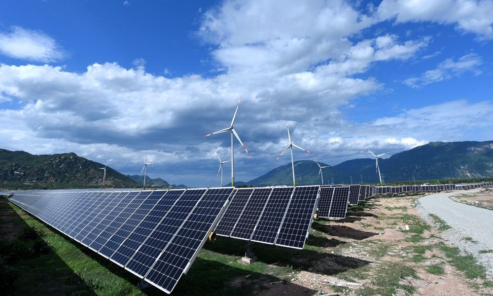 Trungnam Group bất ngờ bán 49% cổ phần dự án điện mặt trời 5.000 tỷ đồng