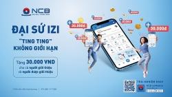 """""""Đại sứ IZI - Ting ting không giới hạn"""" với NCB iziMobile"""