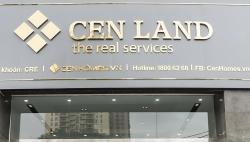 CenLand ghi nhận doanh thu và lợi nhuận kỷ lục