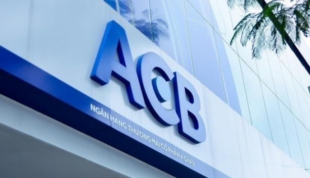 Nợ xấu của ACB tăng vọt