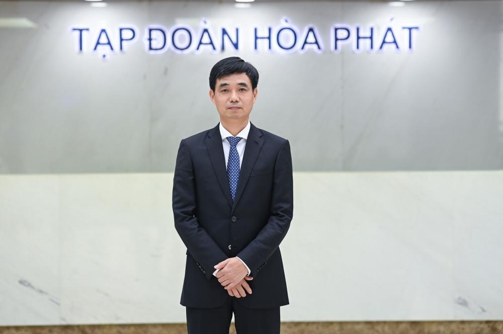 Tập đoàn Hòa Phát thay Tổng Giám đốc