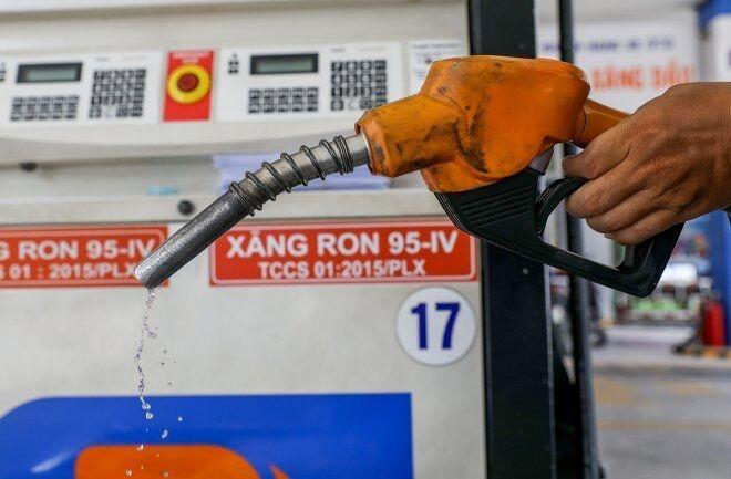 Giá xăng dầu đồng loạt tăng từ 15h chiều 27/4