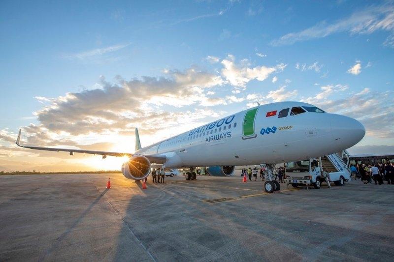 Bamboo Airways là hãng hàng không lớn nhất Việt Nam